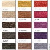Материалы для творчества ручной работы. Ярмарка Мастеров - ручная работа Самарканд (Samarkand) 75% шерсть, 25% шелк теплые тона. Handmade.