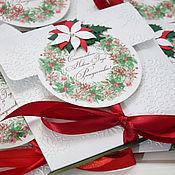 Подарки к праздникам ручной работы. Ярмарка Мастеров - ручная работа Конверты для CD-дисков и сертификатов. Handmade.