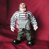 Куклы и игрушки ручной работы. Ярмарка Мастеров - ручная работа Десантура точка ру. Handmade.