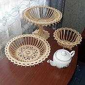Для дома и интерьера ручной работы. Ярмарка Мастеров - ручная работа Столовый гарнитур. Handmade.