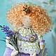 """Куклы Тильды ручной работы. Принцесса """"Софи"""". Miss Princess - Интерьерные куклы. Ярмарка Мастеров. Принцесса, подарок на день рождения"""