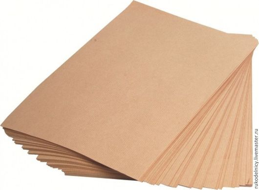 Крафт картон