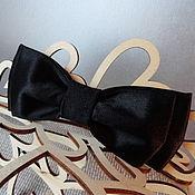 Аксессуары handmade. Livemaster - original item Tie Black Classic. Handmade.