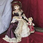 """Куклы и игрушки ручной работы. Ярмарка Мастеров - ручная работа Авторская кукла"""" Серафима"""". Handmade."""