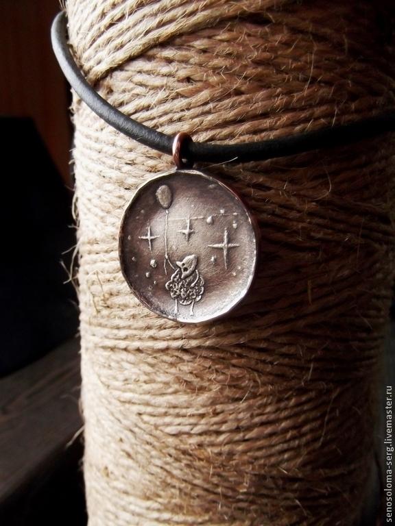 """Кулоны, подвески ручной работы. Ярмарка Мастеров - ручная работа. Купить Медальон """"Мечта Овечки"""". Handmade. Овечка, овца"""