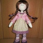 Куклы и игрушки handmade. Livemaster - original item Doll boldenona -Marie. Handmade.