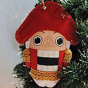 Куклы и игрушки ручной работы. Ярмарка Мастеров - ручная работа Щелкунчик. Handmade.