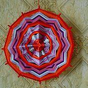 """Фен-шуй и эзотерика ручной работы. Ярмарка Мастеров - ручная работа Мандала """"Энергия заката"""". Handmade."""