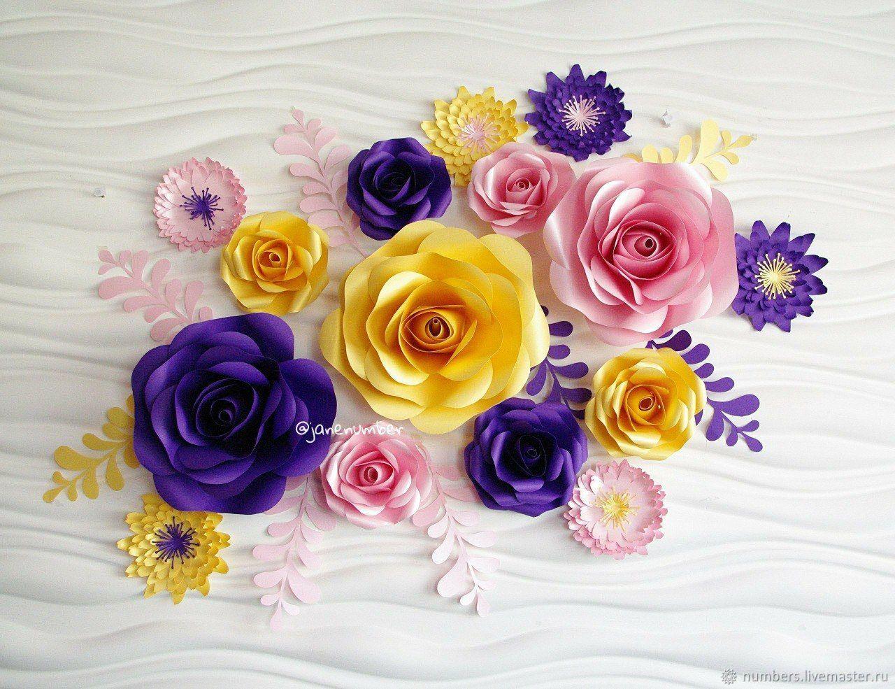 сет из 15 цветов 3500