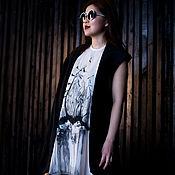 "Одежда ручной работы. Ярмарка Мастеров - ручная работа Туника ""Лес"" by Lika Mellow. Handmade."