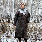 """Одежда ручной работы. Ярмарка Мастеров - ручная работа Валяное пальто """"Кружевные сновидения"""". Handmade."""