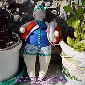 Куклы и игрушки handmade. Livemaster - original item Tilda Bather. Handmade.