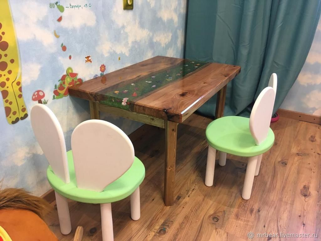 Детский стол, Столы, Ярославль,  Фото №1
