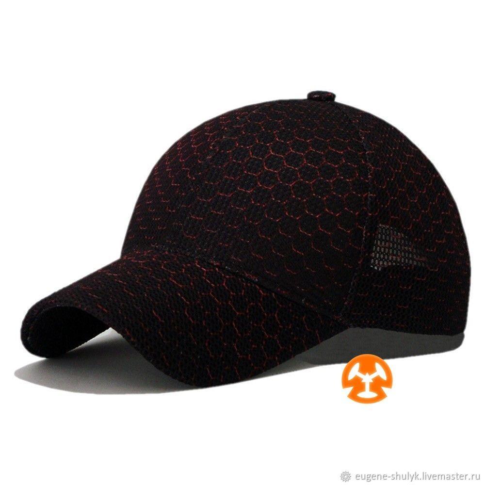 Light baseball cap fullprint Sota Dark RED, Baseball caps, Moscow,  Фото №1