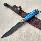 Сувениры и подарки handmade. Livemaster - original item The knife of the celestial eagle. Handmade.