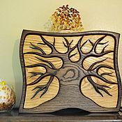 Для дома и интерьера ручной работы. Ярмарка Мастеров - ручная работа Мини-комодик Древо жизни. Handmade.