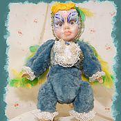 """Куклы и игрушки ручной работы. Ярмарка Мастеров - ручная работа Тедди- долл  Кеша"""". Handmade."""