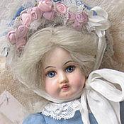 Куклы и игрушки handmade. Livemaster - original item Doll in antique style German girl. Handmade.