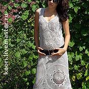 Одежда ручной работы. Ярмарка Мастеров - ручная работа платье ОСКАР 2. Handmade.