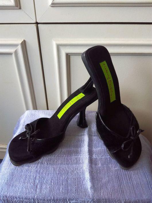 Винтажная обувь. Ярмарка Мастеров - ручная работа. Купить Нишевый сегмент! Коллекция элитных брендов!. Handmade. Редкость, мех пони