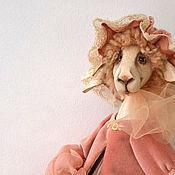 Куклы и игрушки ручной работы. Ярмарка Мастеров - ручная работа считать овечек: два.... Handmade.