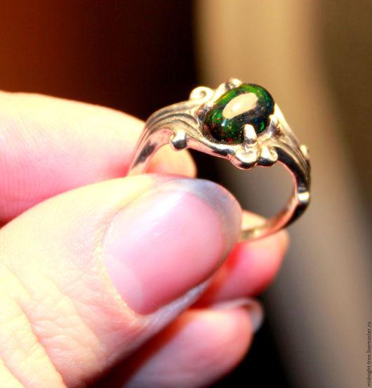 """Кольца ручной работы. Ярмарка Мастеров - ручная работа. Купить Кольцо """"Космический ветер"""". Handmade. Черный, кольцо"""