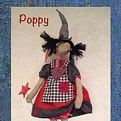Куклы и игрушки ручной работы. Ярмарка Мастеров - ручная работа Фея Поппи. Handmade.