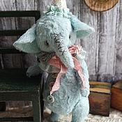 Куклы и игрушки ручной работы. Ярмарка Мастеров - ручная работа Мио. Мятная прохлада.. Handmade.