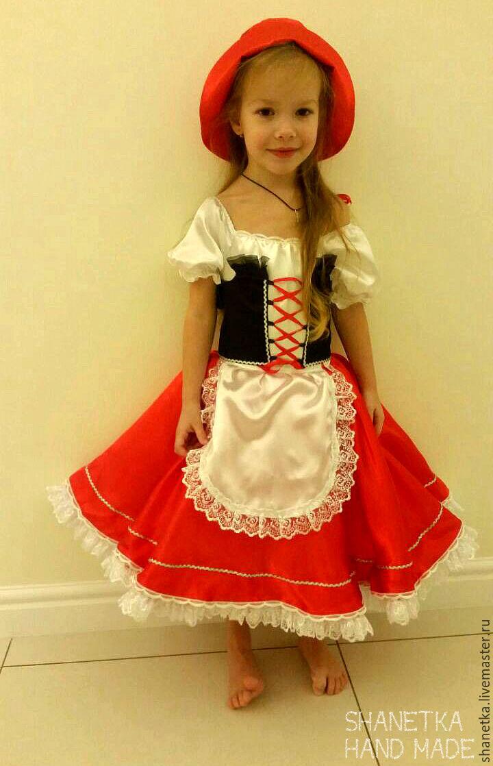 Online Shopping On My Carnival Costumes Handmade. Order Costume Little Red  Riding Hood. Shanetka. Livemaster. Tutu