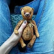Куклы и игрушки ручной работы. Ярмарка Мастеров - ручная работа тедди медвежонок Рири. Handmade.