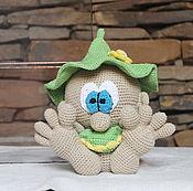 Мягкие игрушки ручной работы. Ярмарка Мастеров - ручная работа Добрый Гномик. Handmade.