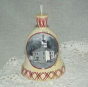 Сувениры и подарки handmade. Livemaster - original item Bell
