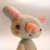 Куклы и игрушки ручной работы. Ярмарка Мастеров - ручная работа Заяц ЧудилкО. Handmade.