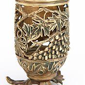 Посуда handmade. Livemaster - original item Cup for toothpicks. Handmade.