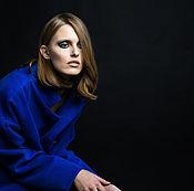 Одежда ручной работы. Ярмарка Мастеров - ручная работа SS2017 Синее пальто. Handmade.