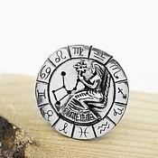 Украшения handmade. Livemaster - original item Ring in sterling silver VIRGO. Handmade.