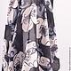 Шитье ручной работы. Prada Итальянский шелковый шифон. tkani-online. Ярмарка Мастеров. Ткани, ткани для одежды