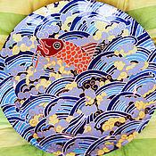 Посуда handmade. Livemaster - original item Plate dish