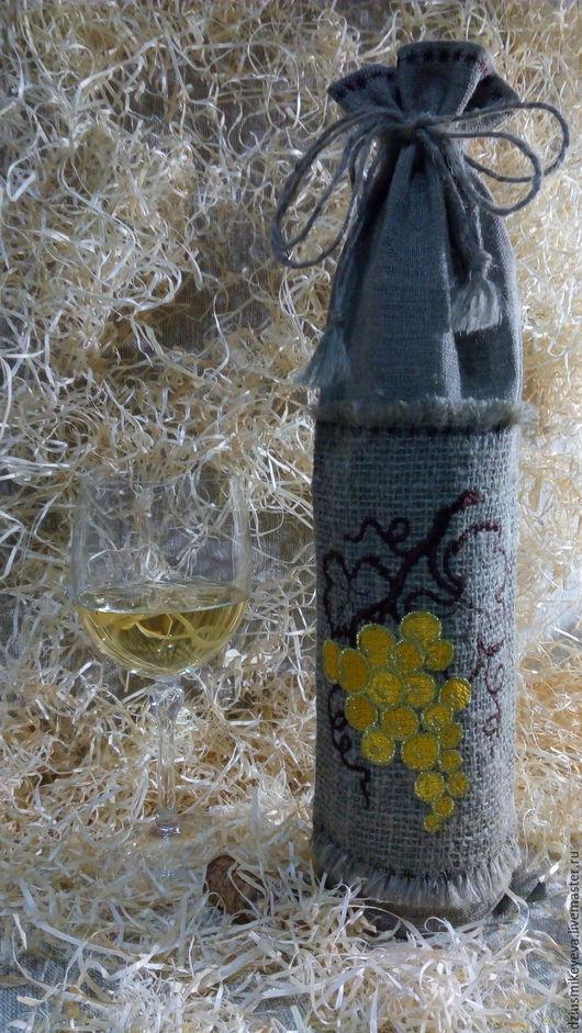 Экстерьер и дача ручной работы. Ярмарка Мастеров - ручная работа. Купить Золотой виноград. Handmade. Загородный дом, камин, на вино