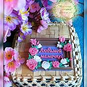 """Косметика ручной работы. Ярмарка Мастеров - ручная работа Мыло ручной работы """"Любимой мамочке"""". Handmade."""