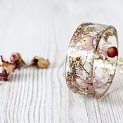 Украшения handmade. Livemaster - original item Floral bracelet. Handmade.