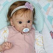 Куклы и игрушки handmade. Livemaster - original item Doll reborn Adelaide. Handmade.