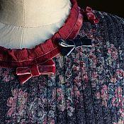 Одежда ручной работы. Ярмарка Мастеров - ручная работа Платье 2109 Вечерняя прохлада. Handmade.