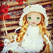 Куклы и игрушки ручной работы. Ярмарка Мастеров - ручная работа Куколка барышня. Handmade.