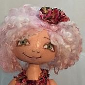 Куклы и игрушки ручной работы. Ярмарка Мастеров - ручная работа Ну возьмите меня в балет! ( кукла - тыквоголовка). Handmade.