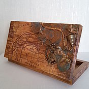 handmade. Livemaster - original item Box