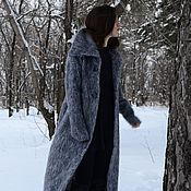 """Одежда ручной работы. Ярмарка Мастеров - ручная работа Пальто""""Зимняя сказка"""". Handmade."""