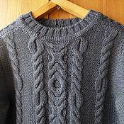 Одежда ручной работы. Ярмарка Мастеров - ручная работа Пуловер женский. Handmade.