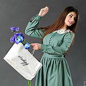 """Одежда ручной работы. Ярмарка Мастеров - ручная работа платье  """"весеннее"""". Handmade."""