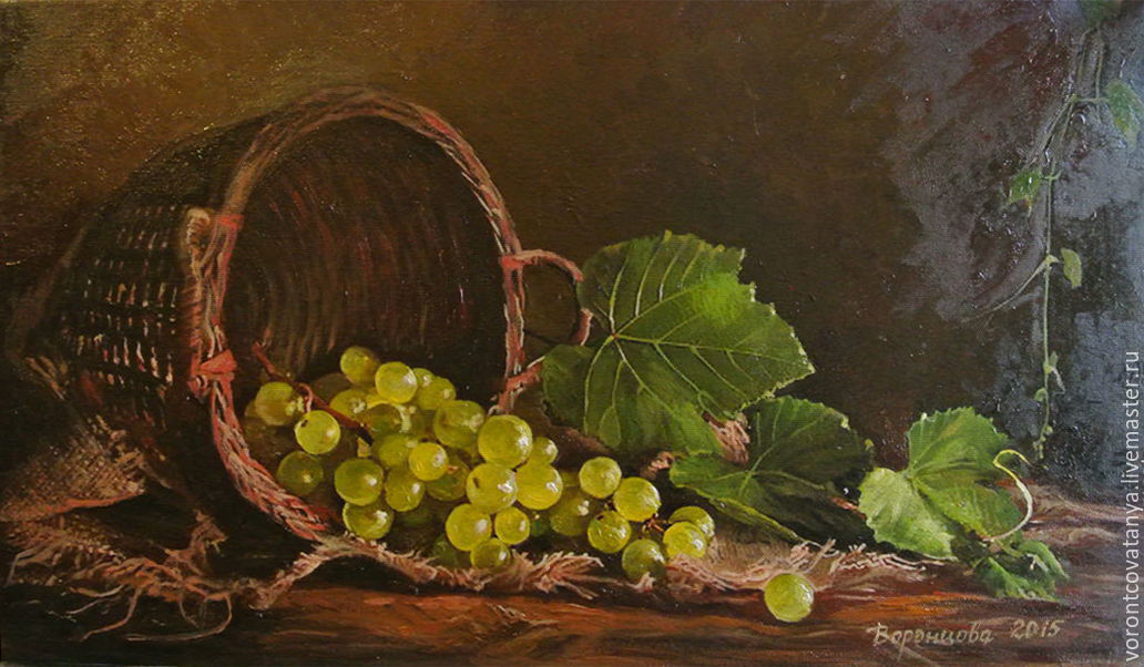 Grapes, Pictures, Troitsk,  Фото №1